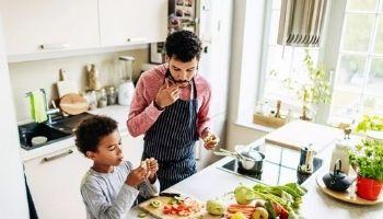 Imagem da Notícia Alimentação em casa durante a quarentena