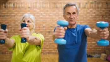 Imagem da Notícia Treinamento físico para idosos