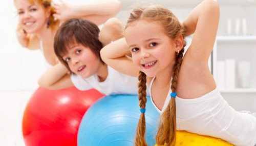 Imagem da Notícia Treinamento na Infância e na Adolescência