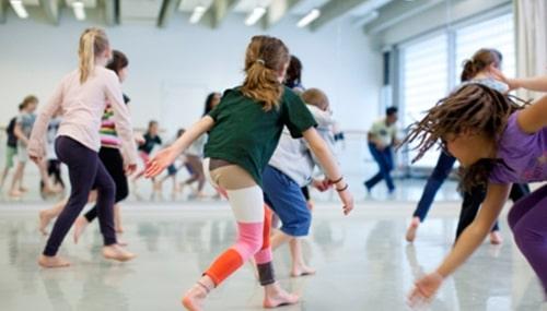Imagem da Notícia Dança na Escola