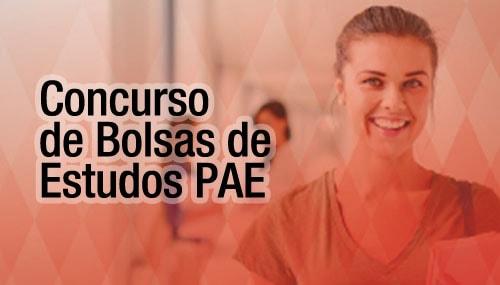 Imagem da Notícia Você conhece o concurso de bolsas de estudos Pae?