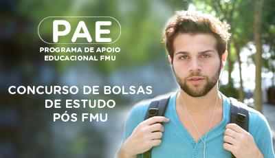 Imagem da Notícia Concurso de Bolsas de Estudo Pós-FMU