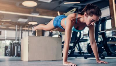 Imagem da Notícia Pós-graduação Treinamento Físico Utilizando o peso Corporal