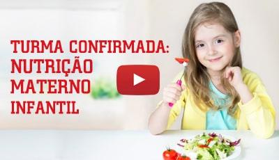 Imagem da Notícia Turma de Nutrição Materno Confirmada!