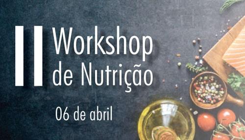 Imagem da Notícia II Workshop de Nutrição